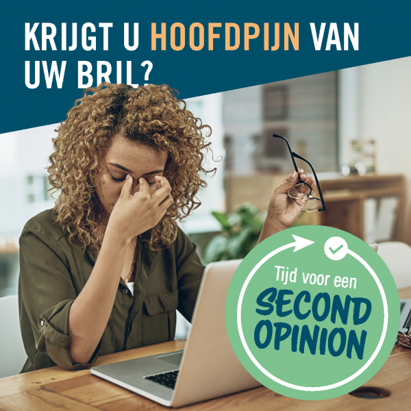 Boonstra Brillen second opinion weken