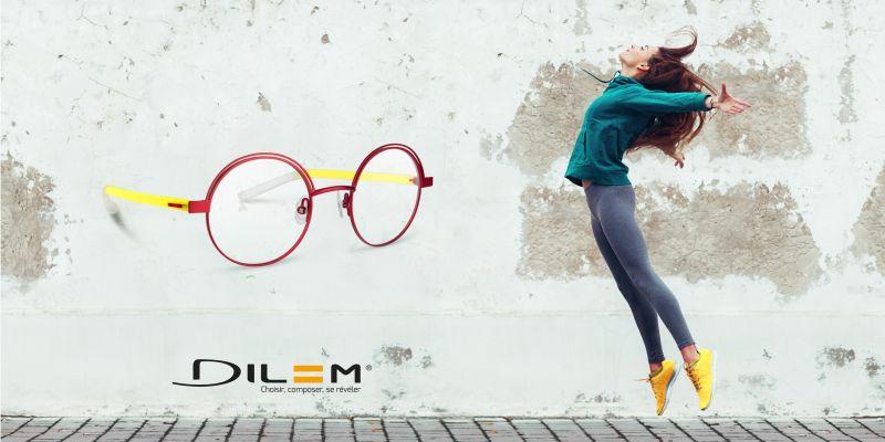 Gehele collectie Dilem bij Boonstra Brillen & Contactlenzen