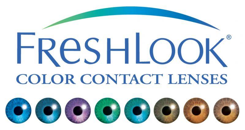 Freshlook kleurlenzen Boonstra Brillen & Contactlenzen