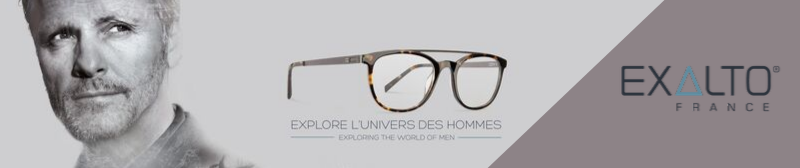 Exalot France Eyewear Boonstra Brillen opticien Apeldoorn
