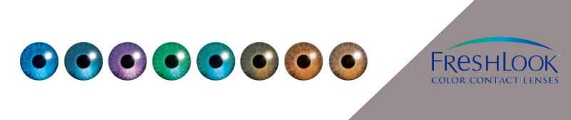 Freshlook color Boonstra Brillen