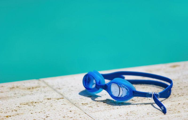 zwembril op maat