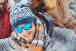 Draag jij tijdens wintersport wel een zonnebril?